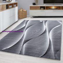 Ay parma 9310 fekete 160x230cm modern szőnyeg akciò