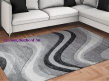 Modern szőnyeg, Franc 0439 szürke 60x110cm szőnyeg