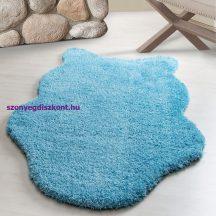 Ay shaffel 1000 türkiz 60x100cm shaggy szőnyeg