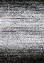 Hosszú Szálú Szőnyeg, 80X150Cm Ber Seher 3D 2607 Sötét Szürke Szőnyeg