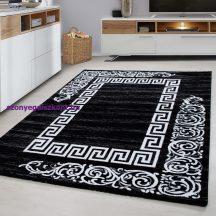Ay miami 6620 fekete 80x300cm szőnyeg