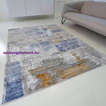 Modern szőnyeg akció, ZARIF 007 kék-arany 200x280cm