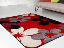 Comfort 4808 piros 120x170cm Szőnyeg