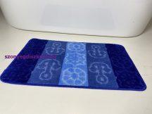 Fürdőszobai szőnyeg 1 részes - kék horgony
