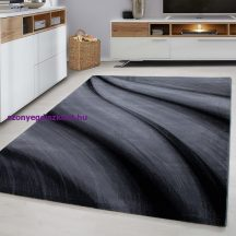 Ay miami 6630 fekete 120x170cm szőnyeg