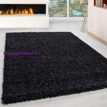 Ay life 1500 antracit 100x200cm egyszínű shaggy szőnyeg