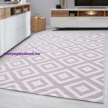 Ay plus 8005 rózsaszín 200x290cm modern szőnyeg akció