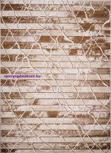 Ber Polystar 06 Sötét Bézs 120X180Cm Szőnyeg