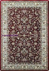 Ber Antiky 5378 100X200Cm Bordó Klasszikus Szőnyeg