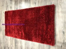Shaggy 120X170Cm Puffy Piros Szőnyeg