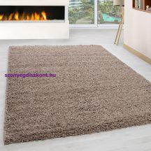 Ay life 1500 bézs 120x170cm egyszínű shaggy szőnyeg