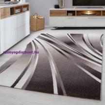 Ay parma 9210 barna 80x150cm modern szőnyeg akciò