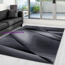 Ay miami 6590 fekete 80x300cm szőnyeg