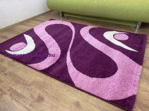 Kyra 726 lila 60szett=60x220cm+2dbx 60x110cm - modern szőnyeg