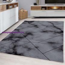 Ay parma 9330 szürke 160x230cm modern szőnyeg akciò