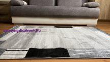 Modern szőnyeg, Platin szürke 3660 60szett=2dbx60x110cm+60x220cm