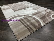 Modern szőnyeg, Platin bézs 3702 60szett=60x220cm+2dbx60x110cm szőnyeg
