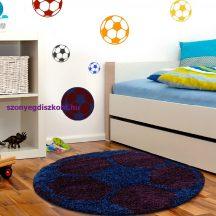 Ay fun 6001 kék 100cm gyerek shaggy szőnyeg