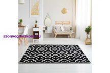 Dy Maroko 02 Fekete 160X220Cm Szőnyeg