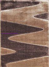 Hosszú Szálú Szőnyeg, Ber Seher 3D 2652 140X190Cm Barna-Bézs Szőnyeg