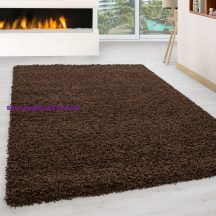 Ay life 1500 barna 60x110cm egyszínű shaggy szőnyeg