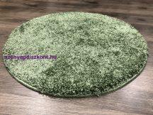 Kör szőnyeg, Lily zöld 80cm-hátul gumis szőnyeg