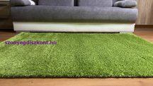 Prémium zöld shaggy szőnyeg 60szett= 2dbx60x110cm + 60x220cm