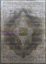Nyomott 120x170cm 9842 krém  szőnyeg