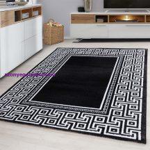 Ay parma 9340 fekete 160x230cm modern szőnyeg akciò
