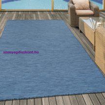 Ay Mambo kék 80x250cm síkszövésű szőnyeg