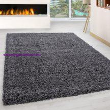 Ay life 1500 sötétszürke 200x290cm egyszínű shaggy szőnyeg
