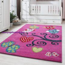 Ay kids 420 lila 80x150cm gyerek szőnyeg
