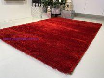 Prémium piros shaggy szőnyeg 120x170cm