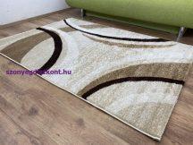 Kyra 563 bézs 200x280cm - modern szőnyeg