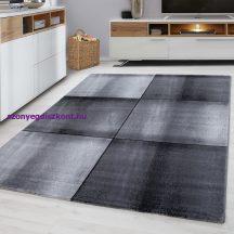 Ay parma 9320 fekete 80x300cm modern szőnyeg akciò