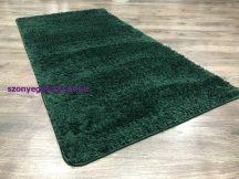Egyszínű Shaggy Szőnyeg, Dy Kamel Zöld 80X150Cm Szőnyeg-Csúszásmentes
