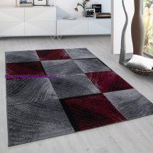 Ay plus 8003 piros 80x150cm modern szőnyeg akció
