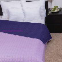 Ágytakaró Laura lila 235x250cm