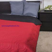 Ágytakaró Hege piros 235x250cm