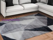 Modern szőnyeg, Franc 0444 szürke 60x110cm szőnyeg