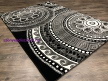 Egyedi Szőnyeg, Moonlight 1411 Fekete 60Szett=60X220Cm+ 2X60X110Cm Szőnyeg -Csillogó Szállal Kombinálva