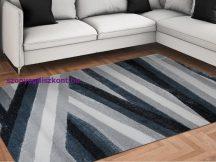 Modern szőnyeg, Franc 0423 kék 160x230cm szőnyeg