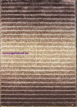 Hosszú Szálú Szőnyeg, 60X100Cm Ber Seher 3D 2607 Barna-Bézs Szőnyeg
