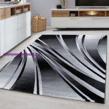 Ay parma 9210 fekete 80x150cm modern szőnyeg akciò
