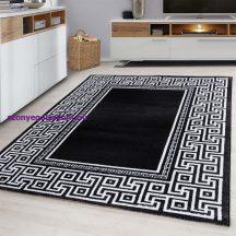 Ay parma 9340 fekete 200x290cm modern szőnyeg akciò