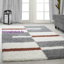 Ay gala 2505 terra 80x150cm - shaggy szőnyeg akció