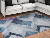 Modern szőnyeg, Franc 6601 kék 60x110cm szőnyeg