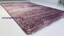 Prémium lila shaggy szőnyeg 120x170cm