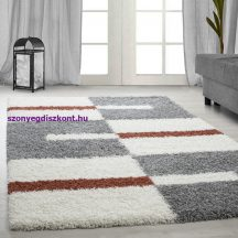 Ay gala 2505 terra 60x110cm - shaggy szőnyeg akció