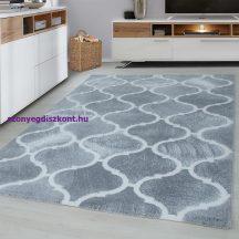 Ay Toscana 3180 világos szürke 80x300cm modern szőnyeg akciò